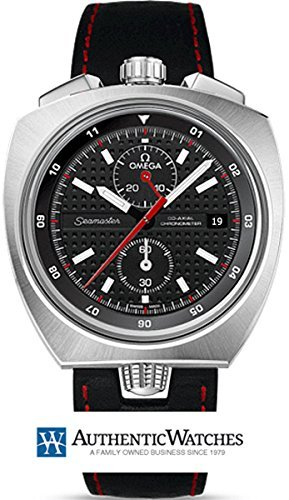 Omega Seamaster Bullhead 225.12.43.50.01.001 Limited Edition Stainless Steel Automatic Men's Watch by Omega