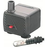 seliger Magnetkreiselpumpe Zimmerbrunnenpumpe 150 L mit Beleuchtung 28x36x35mm