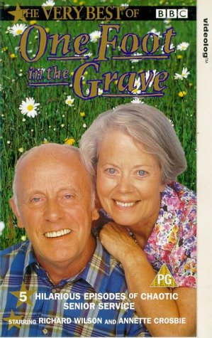 One Foot In The Grave: The Very Best Of (Vhs)