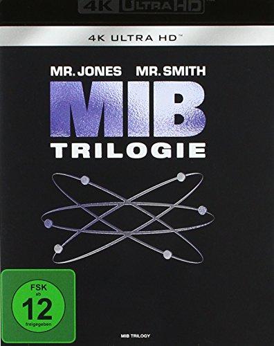 Black Hd-dvd (Men in Black 1-3 (4K Ultra HD) [Blu-ray])