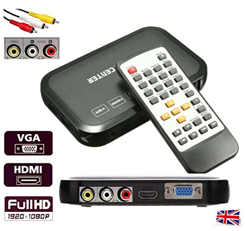 HD Multi Media Player Box Full 1...