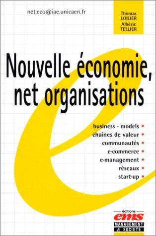 Nouvelle conomie, net organisations