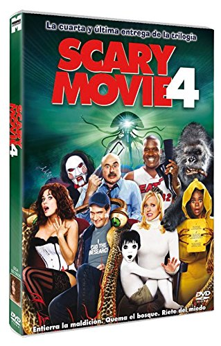 Scary Movie 4 *** Europe Zone ***