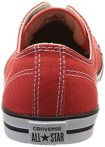 Converse As Dainty Ox, Baskets mode mixte adulte Rouge