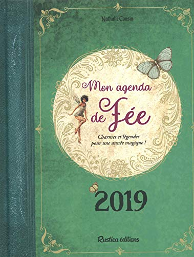 Mon agenda de fées 2019