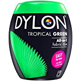 Dylon Máquina Dye Pod 350g, Tropical Verde