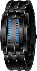 Yang-Yi Digital LED Black Dial Men's Watch
