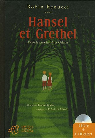 Hansel et Grethel (1CD audio)