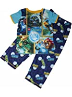 Lego Legends of Chima Boys Pyjamas Set 4-12