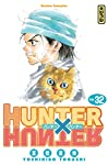 Hunter X Hunter Edition simple Tome 32