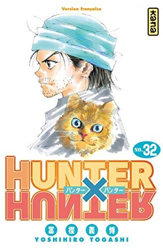 Hunter X Hunter - Tome 32 par Yoshihiro Togashi