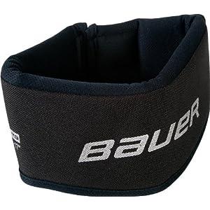 Bauer NG nlp7Core Eishockey Neckguard Halsband schwarz