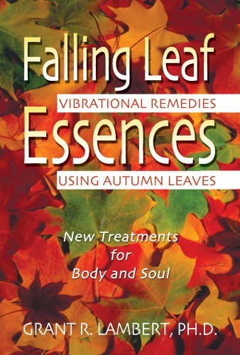 Falling Leaf Essences: Vibrational Remedies Using Autumn Leaves by Grant R. Lambert (2002-06-30) - Autumn Falling Leaves