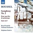 Albert Roussel : Symphonie n° 2