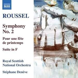 Sinfonie 2/Suite in F/+