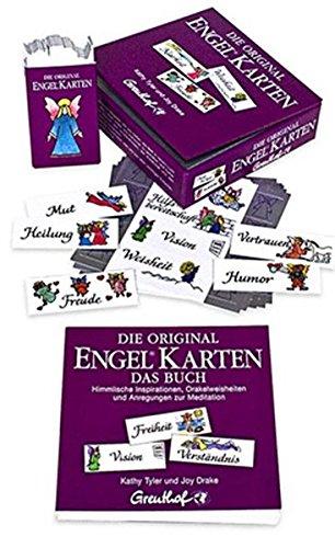 Original Engel®Karten und Das Buch als Set