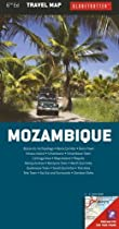 Mozambique Travel Map (Globetrotter Travel Map)