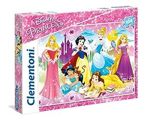 Clementoni 27086Princess Puzzle, 104Piezas