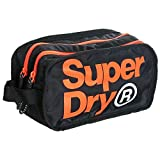 Superdry Tasche FRESHMAN WASH BAG Black