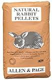 Allen & Page Natural Rabbit Pellets, 20 kg