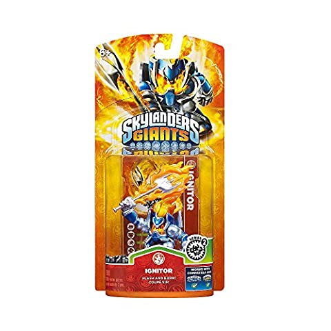 Skylanders Giants - Character Pack - Ignitor (Wii/PS3/Xbox 360/3DS/Wii