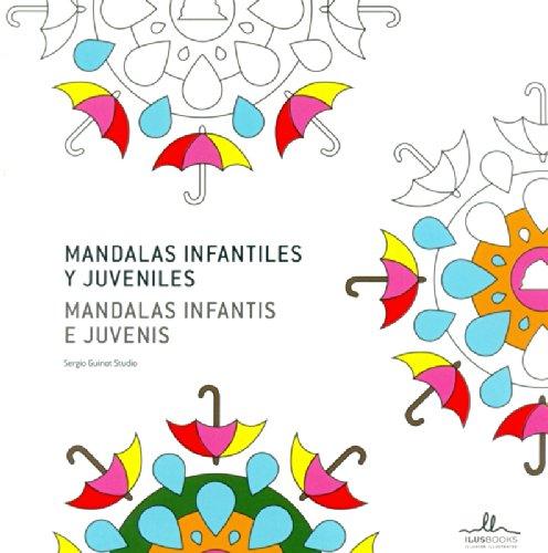 Mandalas infantiles y juveniles = Mandalas infantis e juvenis