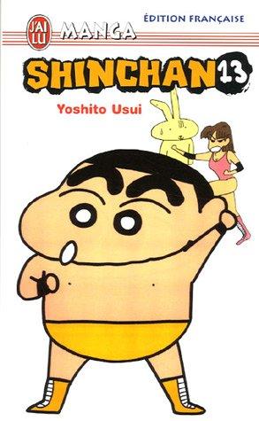 Shin-chan, Tome 13 : par Yoshito Usui