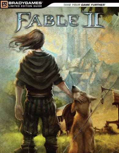Fable II Limited Edition Guide (Bradygames Limited Edition Guides) - Fable Video-spiel