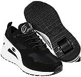 Heelys Force Schuhe schwarz-weiß