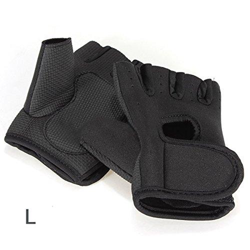 Toogoo(R) New Sport – Weight Lifting Gloves