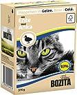 Bozita Cat mit Ente 370g Katzen-Nassfutter Häppchen in Gelee