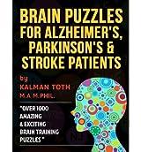 [ Brain Puzzles For Alzheimer'S, Parkinson'S & Stroke Patients ] By Toth M a M Phil, Kalman (Author) [ Oct - 2013 ] [ Paperback ]