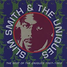 Best of Uniques 1967-69 by Slim Smith