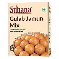 Navjivan kirana Store Present Suhana Gulab jamum Mix (Pack of 2)