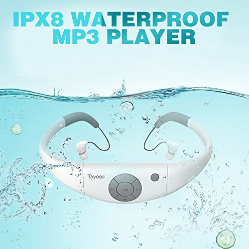 Zoom IMG-1 tayogo portable ipx8 waterproof lettore