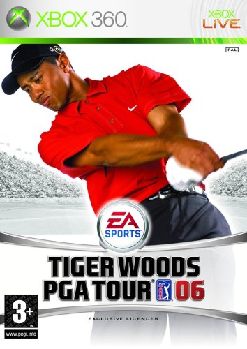 Tiger Woods PGA Tour 06 [UK Import] - Woods Tiger 06