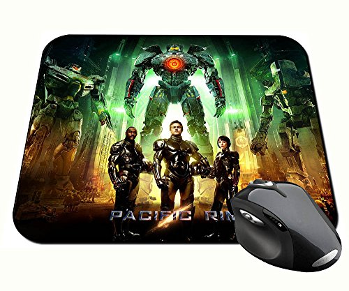 Preisvergleich Produktbild Pacific Rim Idris Elba Charlie Hunnam Rinko Kikuchi Mauspad Mousepad PC