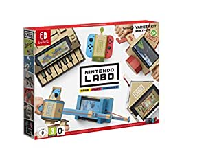 Nintendo Labo: Toy-Con 01 - Kit Assortito - Nintendo Switch