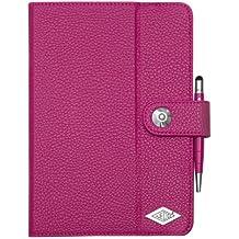 Wedo Trendset - Funda para Apple iPad Mini con lápiz táctil, rosa fuerte