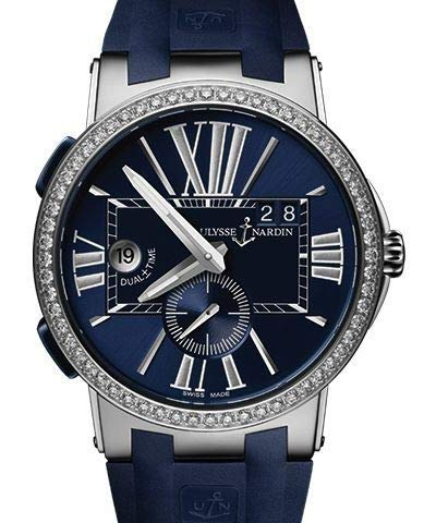 Ulysse Nardin Executive Dual Time 243-00B-3/43