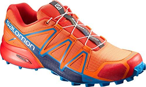 Salomon Speedcross 4, Zapatillas de Senderismo para
