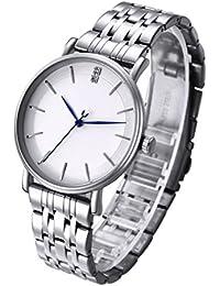 Relojes para hombres Reloj de mujer de moda Reloj de cuarzo para hombres (Color :