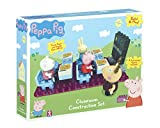 Peppa Pig - Build & Play - El Aula - 4 Mini Figuras Conjunto de la construcción