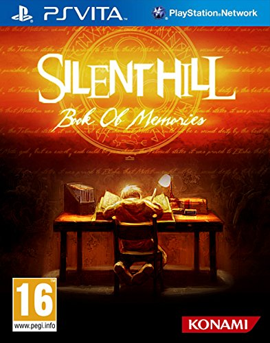Silent Hill Book of Memories PSVita