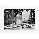 Archivio Foto Locchi Firenze – Stampa Fine Art su passepartout 70x50cm. – Immagine di Firenze negli anni '50