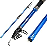 DAM Steelpower Blue Saltwater Tele Surf 3,90 Meter 100-250 WG