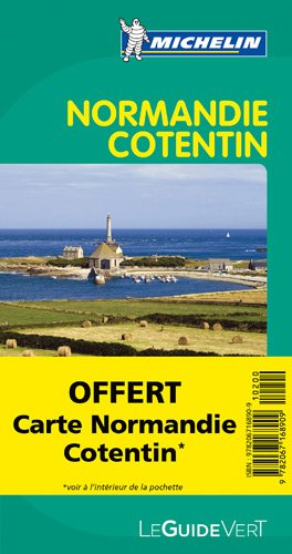 Guide Vert Normandie, Cotentin, Iles Anglo-Normandes