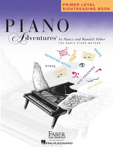 Piano Adventures: Primer Level - Sightreading Book. For Pianoforte