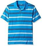 The Children's Place Big Boys' Multi Stripe Knit Shirt, Toucan Feather, M (7/8)