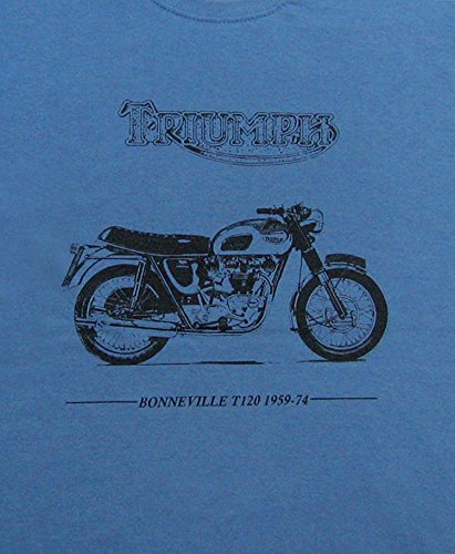 triumph-bonneville-t-shirt-steel-blue-shirt-in-size-medium-36-to-38-please-see-our-other-listings-fo